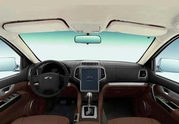 硬派越野SUV卡威路易斯2019款上市售价10.88-11.28万