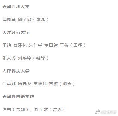 除了张继科、郝帅、方博、闫安等乒乓球世界冠军要从天津毕业以外