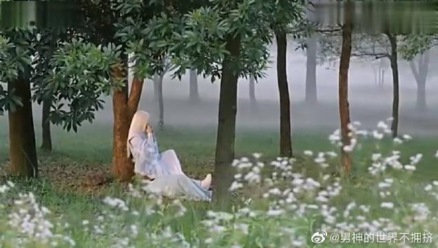 献唱《轩辕剑之汉之云》主题曲《一半》人好看,声音好听!