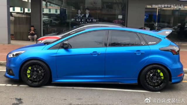 视频:福特全新福克斯ST-line MK4对比上一代福克斯MK3.5,一起来看看