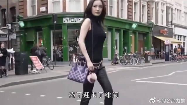 杨幂这条阔腿裤最近超流行,既能够修饰一些不好看的腿型