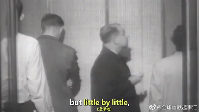 传说中的电梯羊群效应,不知道你们有没有经历过这样的事呢?