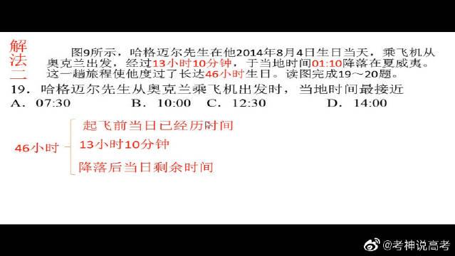 2016年福建省地理单科质检第19-20题组解题思路,一起来看看吧
