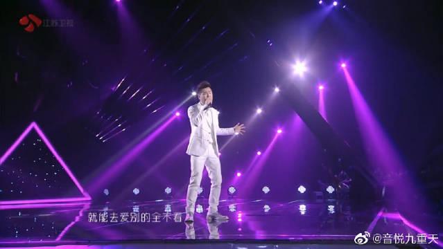 最燃版《没那么简单》,胡彦斌翻唱经典,原唱现场点评亮了