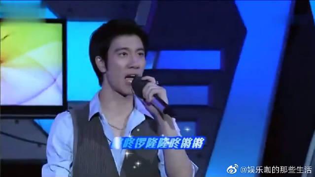 王力宏唯一一次快乐大本营2010恋爱通告剧组现场演唱伯牙绝弦可能
