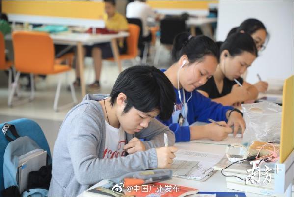 """广东拟出台中小学""""减负令"""":中小学生作业量每天不超2小时"""