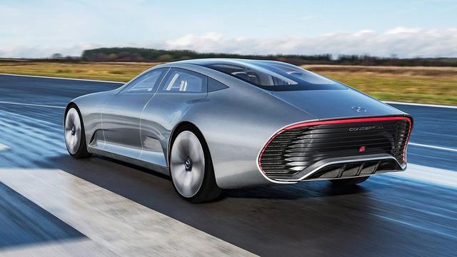 路咖与车:当奔驰S级带来了纯电动 还有什么是不可能?