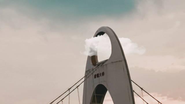 一朵云的奇幻之旅,素材由华为p30pro拍摄