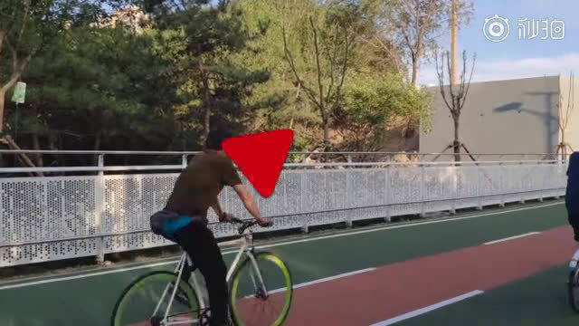 北京自行车高速开通后,回龙观到上地骑车比开车快