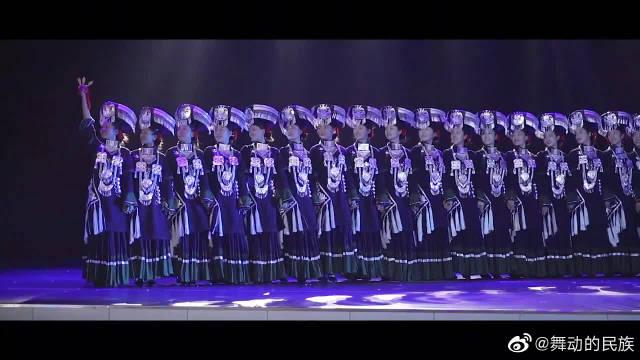 凉山彝族舞蹈《那一支口弦》高清版本