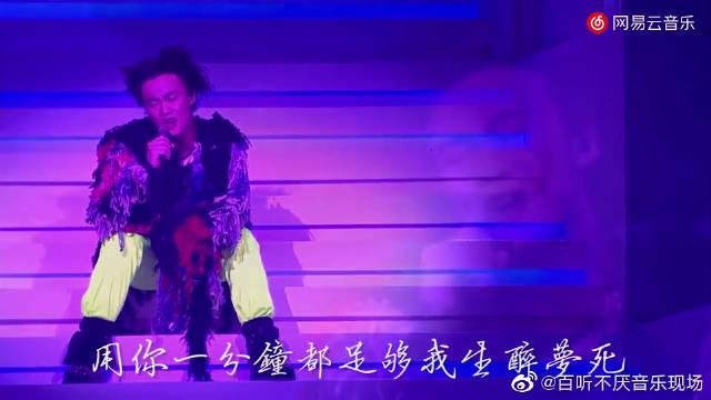 陈奕迅《月球上的人》现场版,有多少人跟我一样