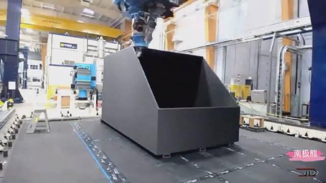 3D打印货车车厢