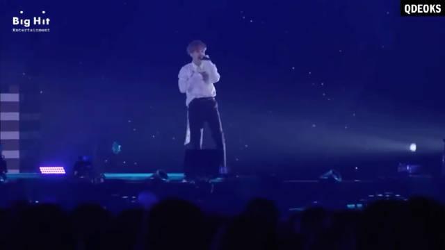 防弹少年团BTS演唱会表演热单《Whalien 52》超清现场