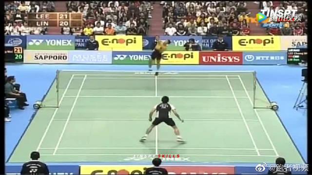 李宗伟那些年在日本公开赛上获得的冠军,太厉害了,可惜