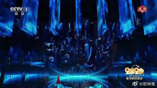 2020央视谭维维韩雪歌曲《生命之河》!