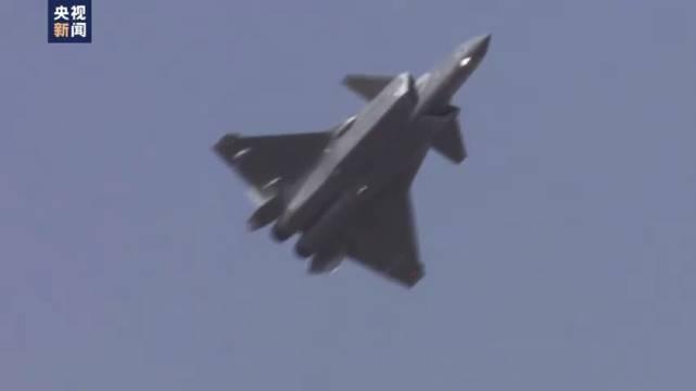 威武!震撼!空军新型主力战机歼-20、歼-16惊艳亮相