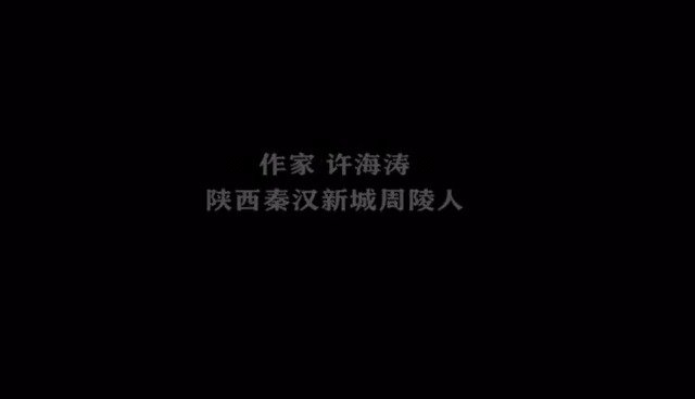 镜观秦汉,带你走近@西咸新区秦汉新城 作家许海涛