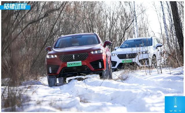 插混车在零下20°漂移的乐趣,不是所有车都能体验到的!