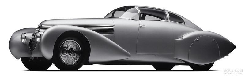 Hispano Suiza发布纯电跑车Carmen预告图