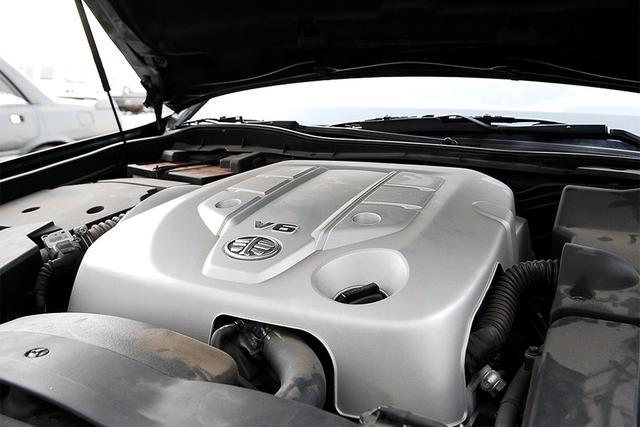 国产没有大排量? 盘点那些搭载V6的国产车