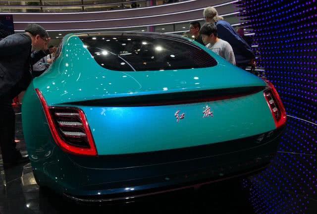 红旗首款GT轿跑将量产,配电子后视镜,售价将是百万级别