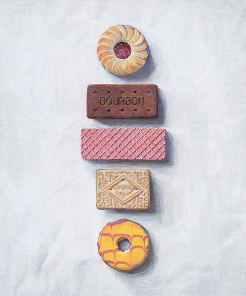 笔尖上的甜点 / Joel Penkman