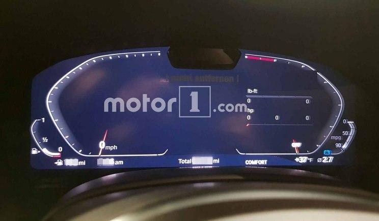 对标奔驰S奥迪A8,新款宝马7系实车首次曝光或将今年3月投产
