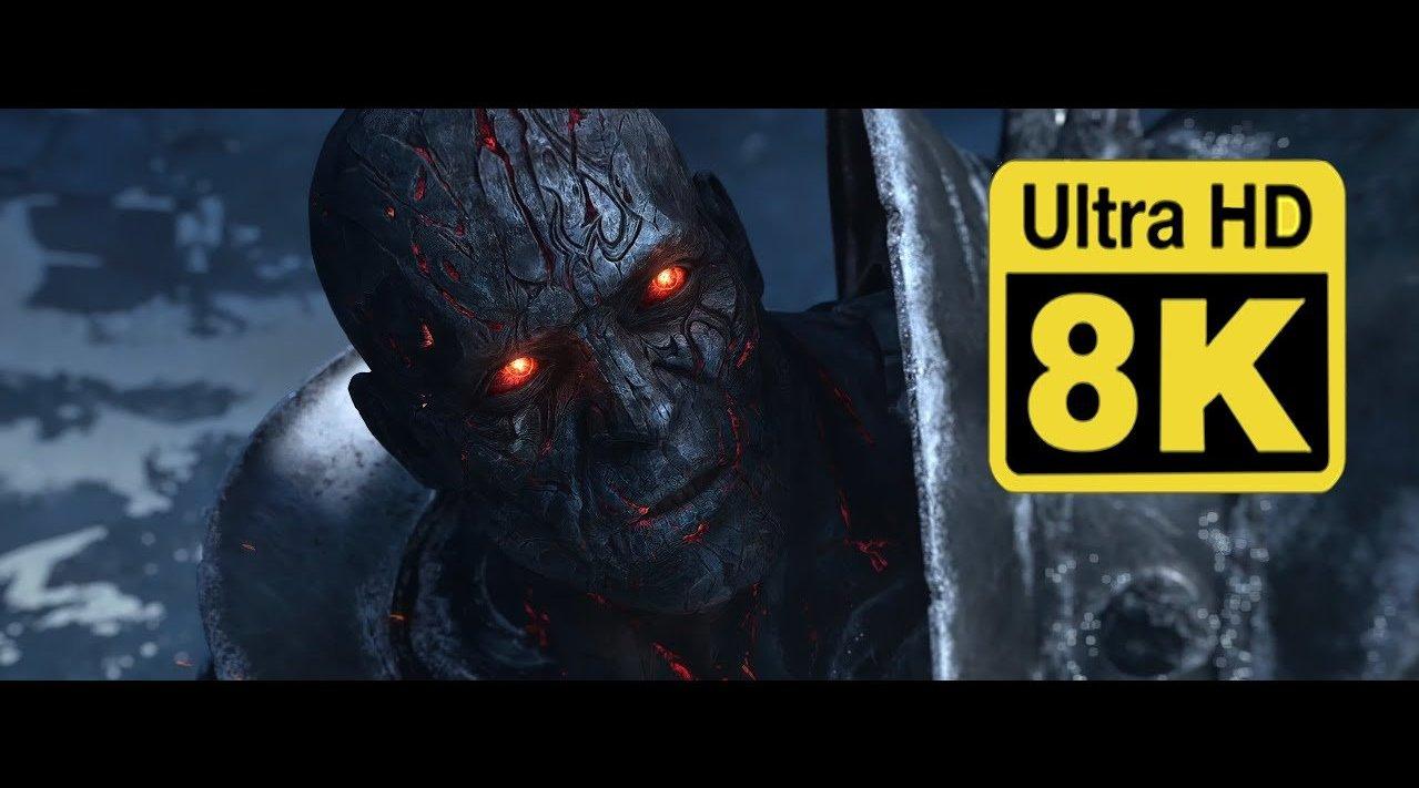 8K高清版 魔兽世界9.0《暗影国度》CG动画由Upscale制作