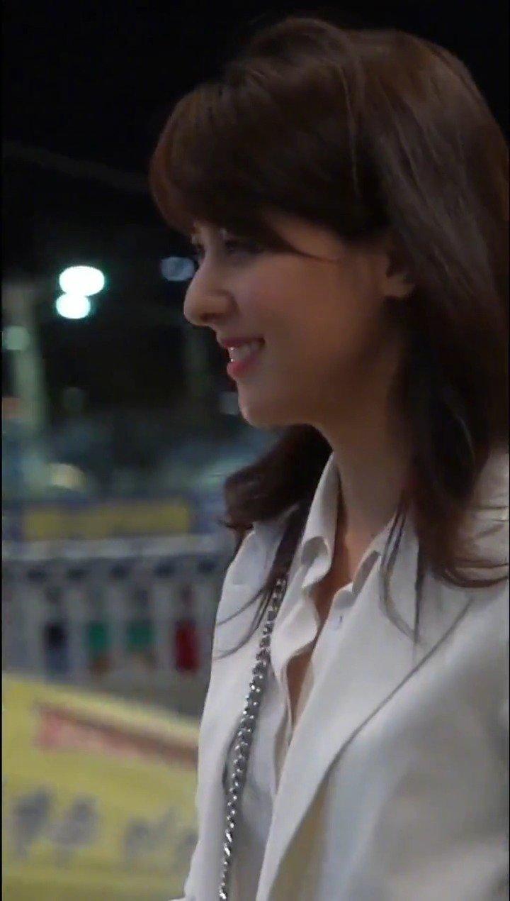 近距离拍一下在韩国有很高人气的日本女演员藤井美菜
