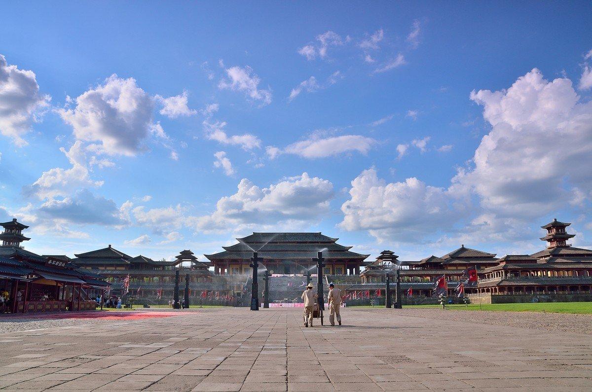 秦王宫,是去横店影视城最有意思的地方