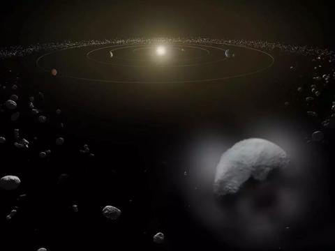 """研究""""黎明号""""的新数据,还有谷神星上4000米高的独特大山"""