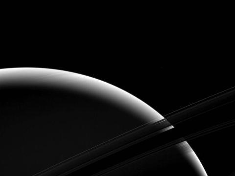 卡西尼号陨落土星,这28张高清组图见证了它20年间的任务细节