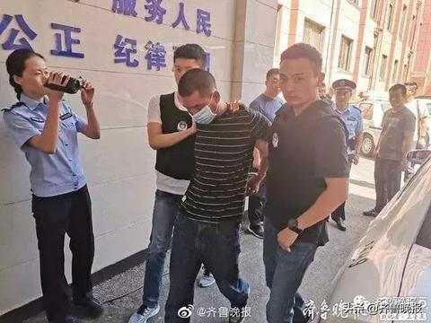 枣庄一女子ATM机取钱遭抢劫,视频曝光!堪称教科书级反应
