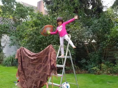 德国人是怎样培养孩子自信心的?从风靡学校的马戏团项目说起