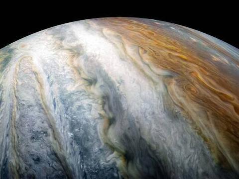 木星的大气层带域深到超乎想象