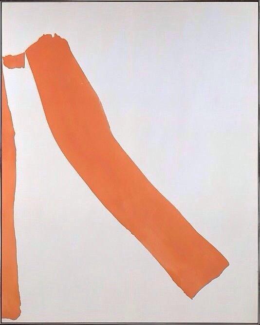 美国抽象表现主义画家:海伦·弗兰肯萨勒(HelenFrankenthalerI  )