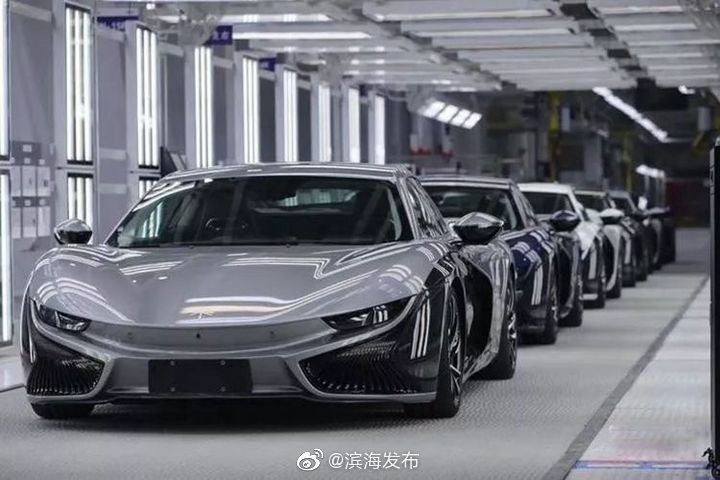 """""""前途""""超跑融资租赁项目落户滨海新区"""
