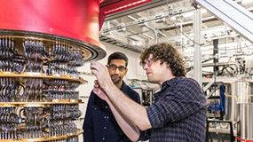 量子计算机研发在今后10~20年定胜负