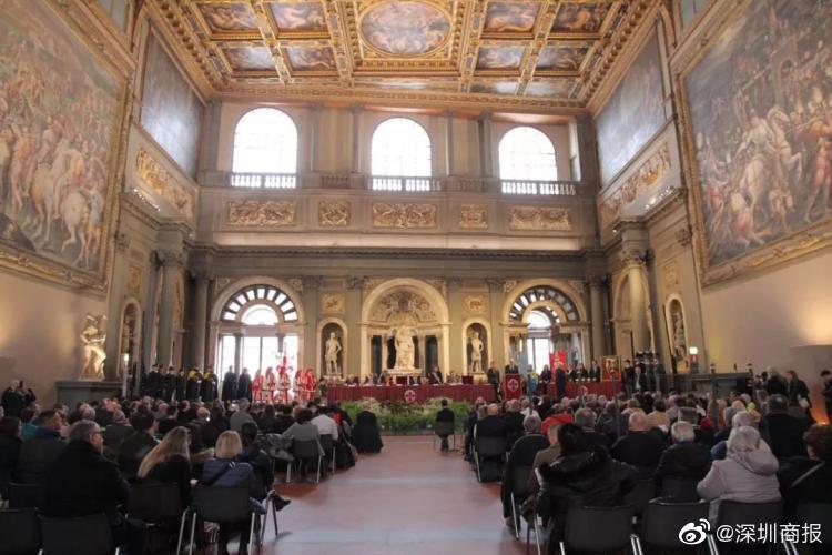 马蔚华获颁圣马尔蒂诺盾卓越贡献奖首位中国人,持之以恒贡献公益慈善