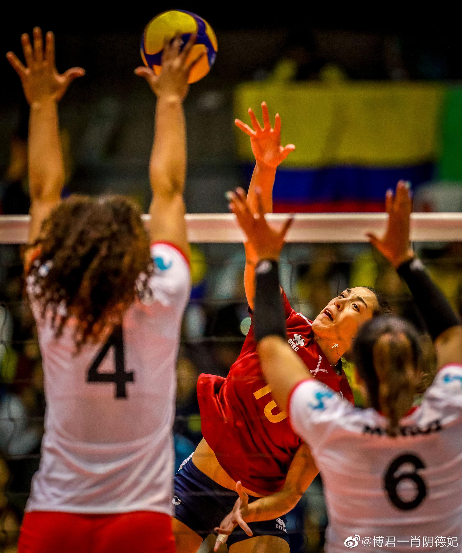 东京奥运会女排南美洲资格赛