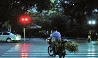 行人闯红灯被撞到,车主到底要不要负责任?