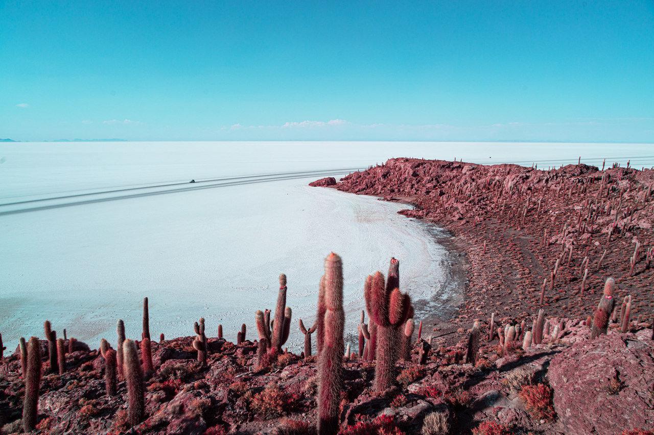 超现实感的玻利维亚 | Paolo Pettigiani