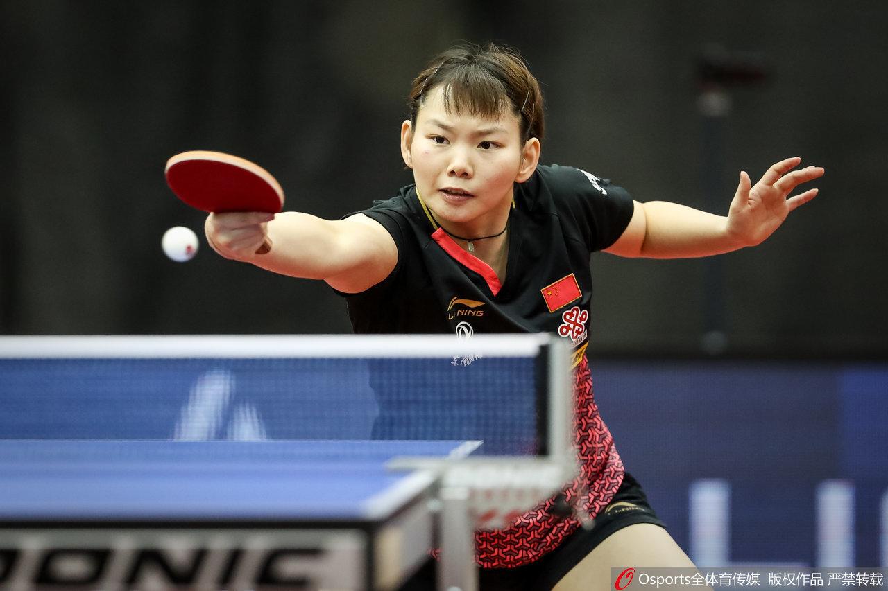 正赛第一天,刘诗雯、樊振东、林高远等国乒选手全力出击