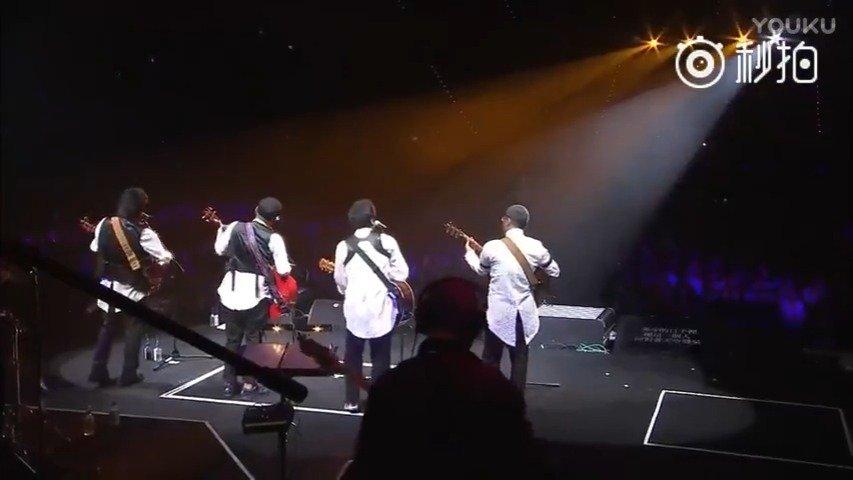 纵贯线台北演唱会《童年》现场版,2008年