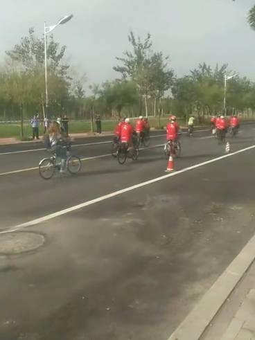 骑行活动,啥自行车都可以的,运动嘛