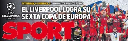 酸!每日体育报批评欧冠决赛水平低:没人能记得住