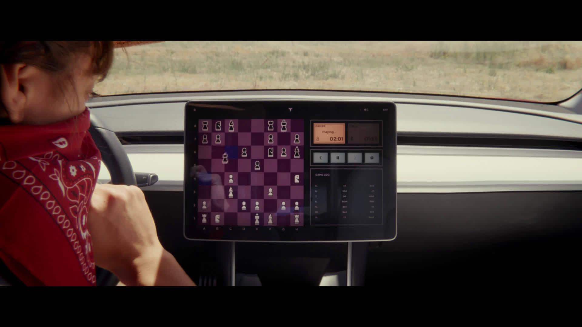 当 Tesla 百公里加速快过你思考下一步棋的时间
