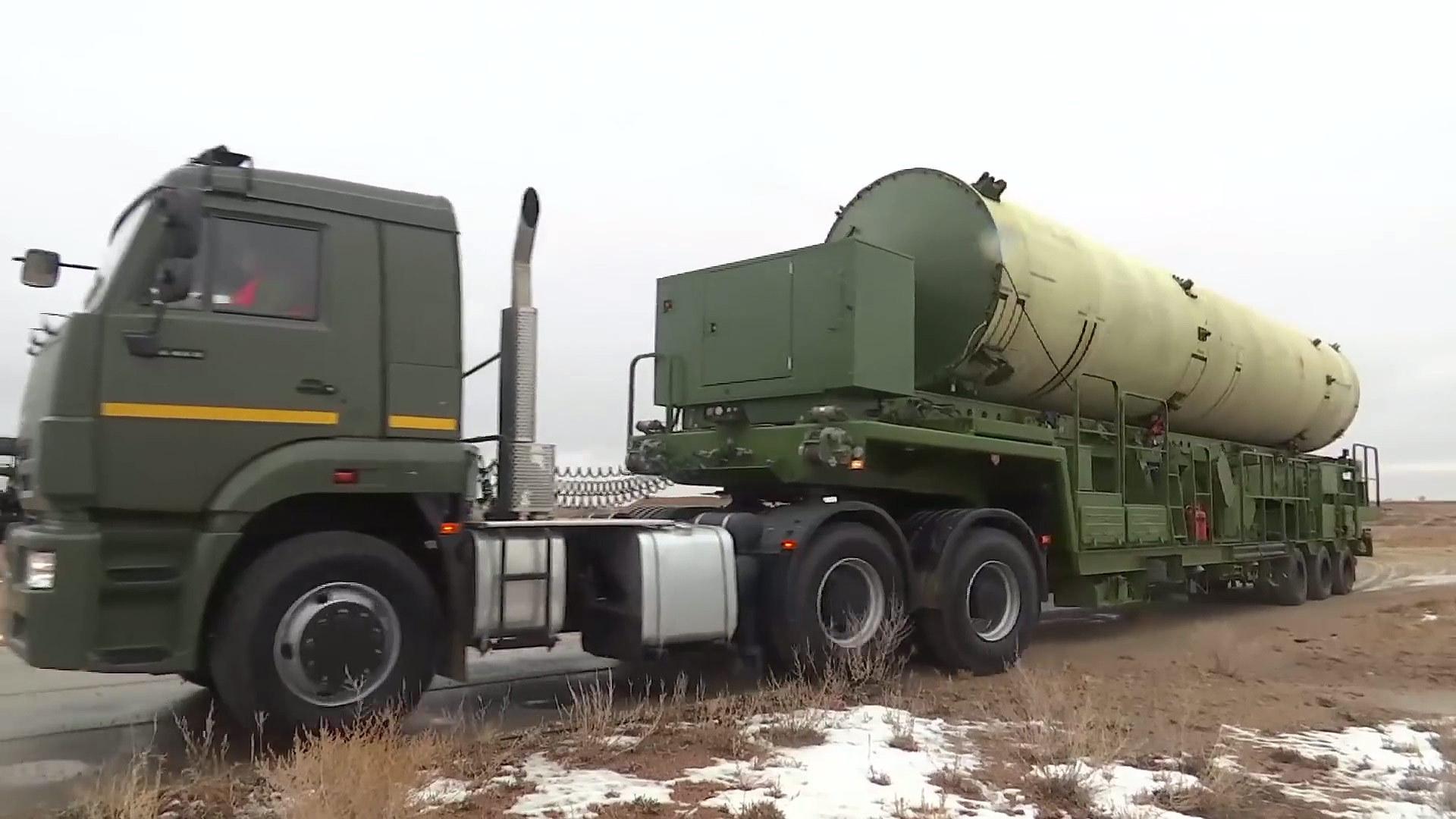A-235 PL-19 努多利河是俄罗斯的第三代反弹道导弹系统与反卫星武器系