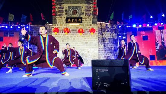 青岛少林禅武释行帅受邀参演首届《中国功夫春晚》