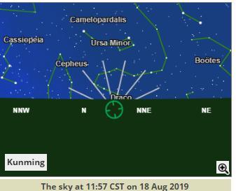 错过了英仙座流星雨?没关系,来看看天鹅座κ流星雨,今天是峰值